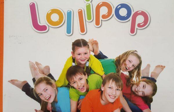 Walpaper Anak anak Lollipop Lucu