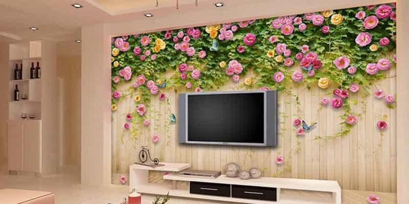 Koleksi Wallpaper Dinding Rumah