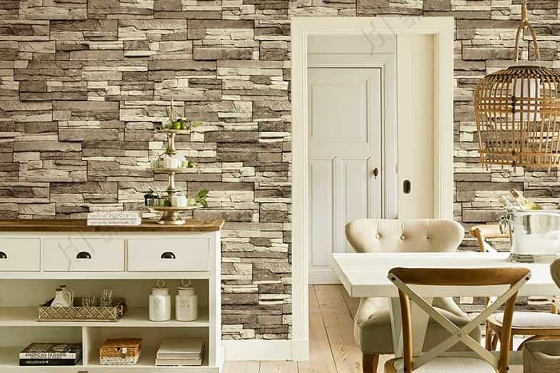 Wallpaper3D dengan tema industrialis