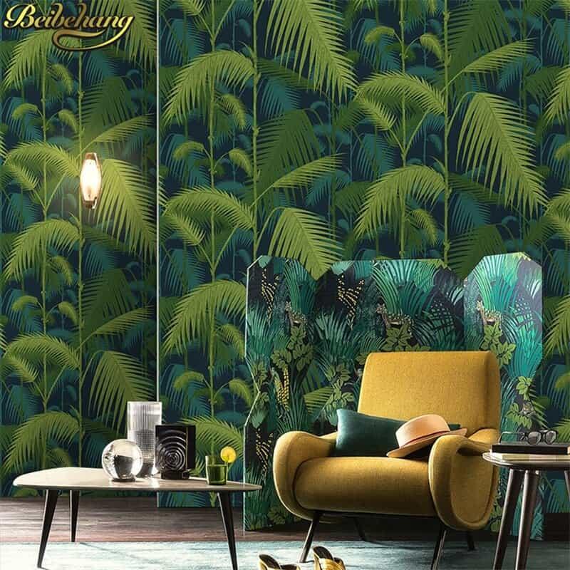 Wallpaper3D marmer untuk taman hias
