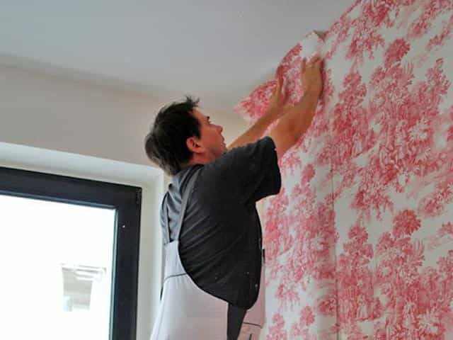 Lem untuk Memasang Wallpaper Dinding