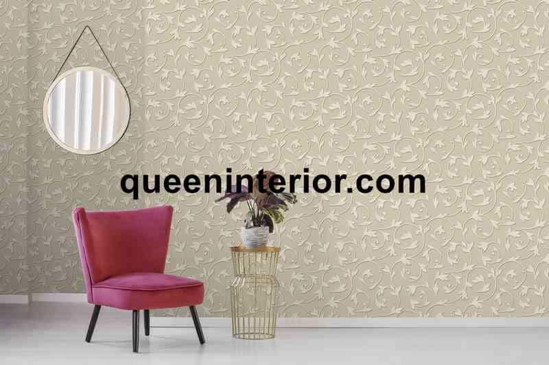 Motif Wallpaper Sederhana Agar Ruangan Lebih Luas