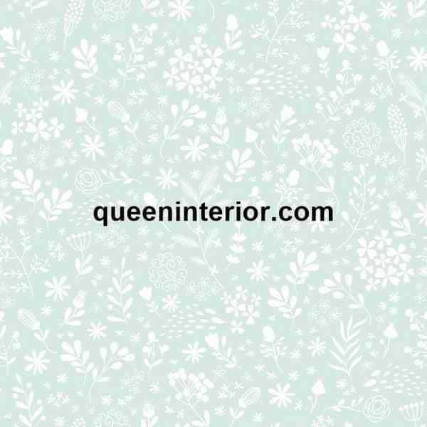 Motif Wallpaper dengan Tekstur Halus untuk Dinding yang Polos